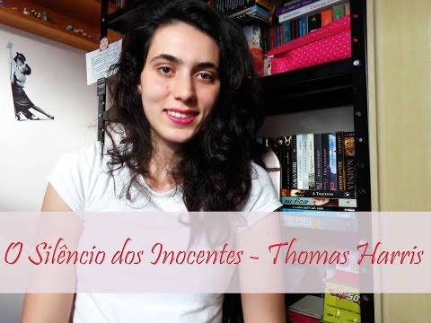 O Silêncio dos Inocentes  - Thomas Harris | T.P Fouryoubooks