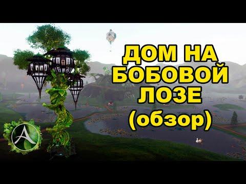 🌳 Дом на бобовой лозе (обзор) в ArcheAge