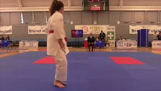 Kata – Group 4 – Area 2 – Elkai Karate Championships 2017