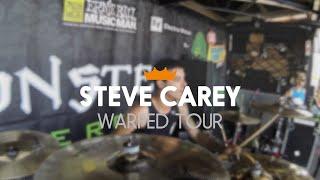 Remo + Steve Carey: Warped Tour