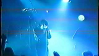 The Charlatans Page One live - Cesena Vidia 1992
