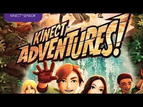 Видео № 0 из игры Kinect Adventures! (Б/У) [X360]