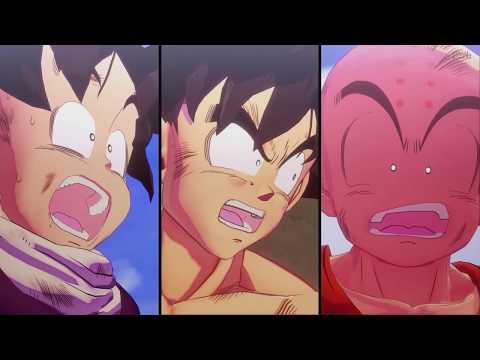 Dragon Ball Z: Kakarot Vegeta Fight Frieza Arc Gameplay