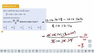 Eğitim Vadisi 10.Sınıf Matematik 6.Föy Fonksiyonlar 3 Konu Anlatım Videoları