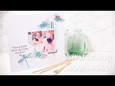 Scrapboking & Capturing Memories - Sizzix