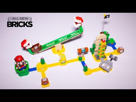 Vidéo LEGO Super Mario 71365 : La balance de la Plante Piranha - Ensemble d'extension