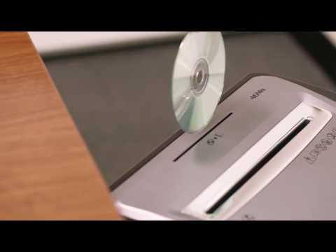 Video of the Fellowes PowerShred 46ms Shredder