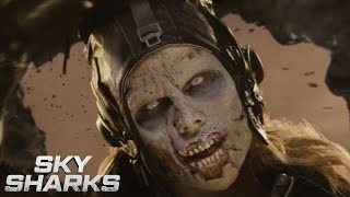 Sky Sharks - Official Movie Trailer (2021)