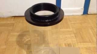 DIY BIo-Pellet Reactor (Part 1)