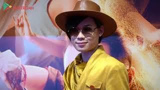 DAMtv mang heo đến chúc mừng Huỳnh Lập ra Pháp Sư Mù, Quang Trung tiết lộ số phận trong phim!