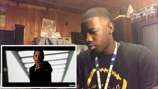 Eminem - No Love (Explicit Version) Ft. Lil Wayne - REACTION VIDEO