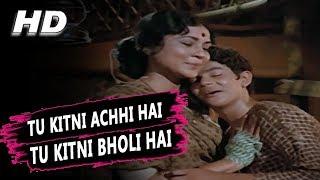Tu Kitni Achhi Hai Tu Kitni Bholi Hai | Lata Mangeshkar | Raja
