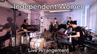 INDEPENDENT WOMEN (Destinys Child) - Live Arrangement By MORE IS MORE