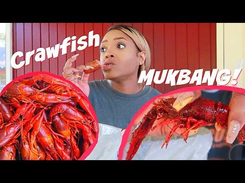 Eat With Me: MUKBANG- Cajun Crawfish!