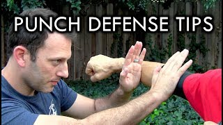 How to Defend Punches More Effectively