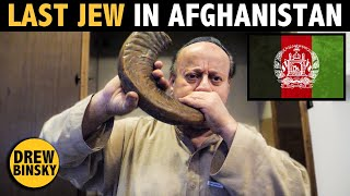 He's The Last Jew in Afghanistan