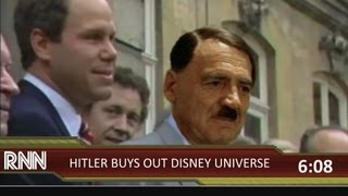 Hitler Buys the Disney Universe (Der Disneygang Prologue)