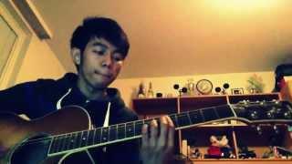 Akoy Sayo Ikay Akin Lamang - IAXE (Solo Acoustic Cover)