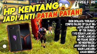 ULTRA HD SHADOW ANTI LAG‼️???? MAIN FREE FIRE AUTO LANCAR | CARA MENGATASI PATAH2 FF DI RAM 3-4 GB
