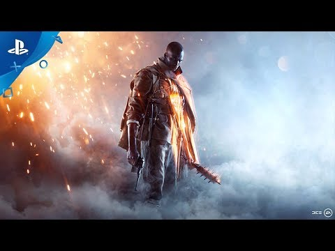 battlefield 1 game ps4