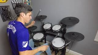 Travis Scott - Highest in the Room (Drum Cover)