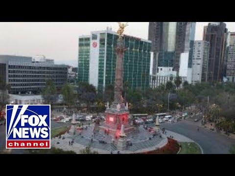 Powerful 7.2 earthquake rocks Mexico
