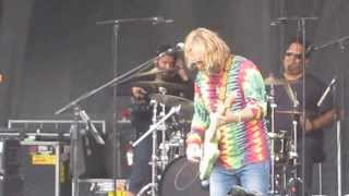 "Anders Osborne ""Love Has Taken Its Toll"" Mountain Jam 2012"
