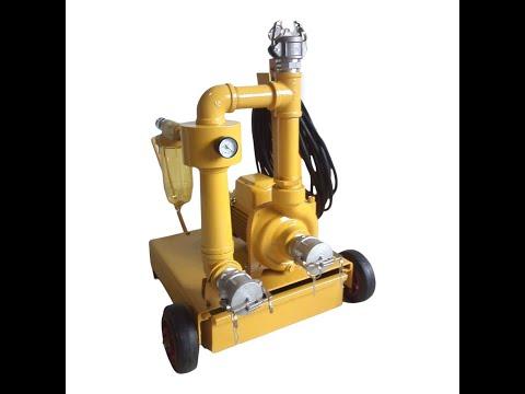 Limpieza de tanques de combustible