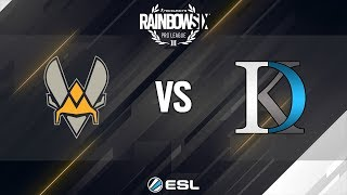 Rainbow Six Pro League - Season 8 - EU - Team Vitality vs. I don't know - Week 7