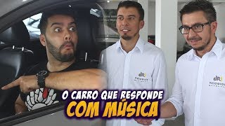Acaba de chegar no mercado os carros que respondem com música. Tu compraria?  Apoio: DR1 VEÍCULOS MULTIMARCAS https://www.instagram.com/dr1veiculos   INSTAGRAM: https://www.instagram.com/fepiresoficial PÁGINA: https://www.facebook.com/fepiresoficial MEU FACE: https://www.facebook.com/felipepiresrs