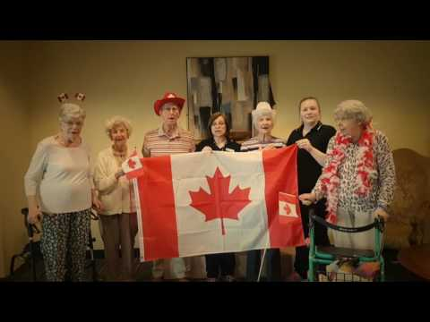 Bayfield House Retirement Lodge Canada 150