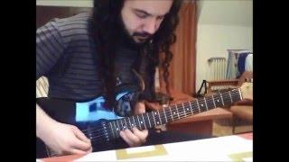 Deep Purple - Loosen My Strings (solo cover)