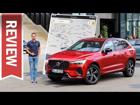Volvo XC60 2022 Facelift: Besser oder schlechter mit Android Automotive? 🤔 Review & Test Cockpit