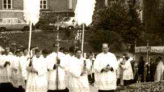 preview picture of video 'HÚSVÉTI KÖRMENET PANNONHALMÁN'
