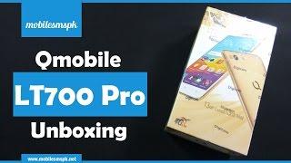 Qmobile Noir LT700 Pro Unboxing | Gionee F103 Pro Unboxing