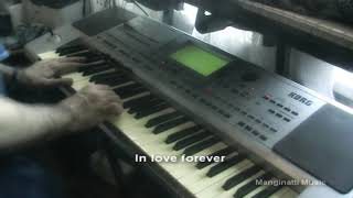 In Love Forever [Chris de Burgh piano cover]
