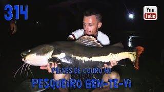 Programa Fishingtur na TV 314 - Pesqueiro Bem-te-vi