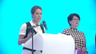 На Kyiv Global Summit анонсували марафон жіночих ініціатив для досягнення миру на Донбасі