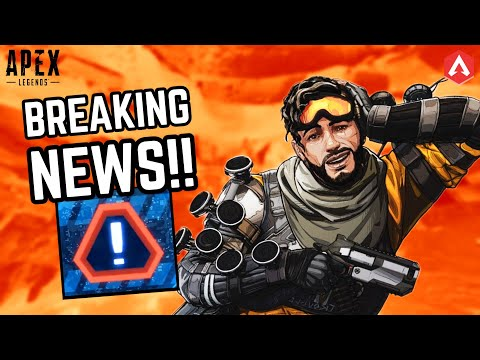 Mirage Town Takeover RELEASE DATE & LOCATION! New EASTER EGG + Shotgun Update!! Apex Legends News