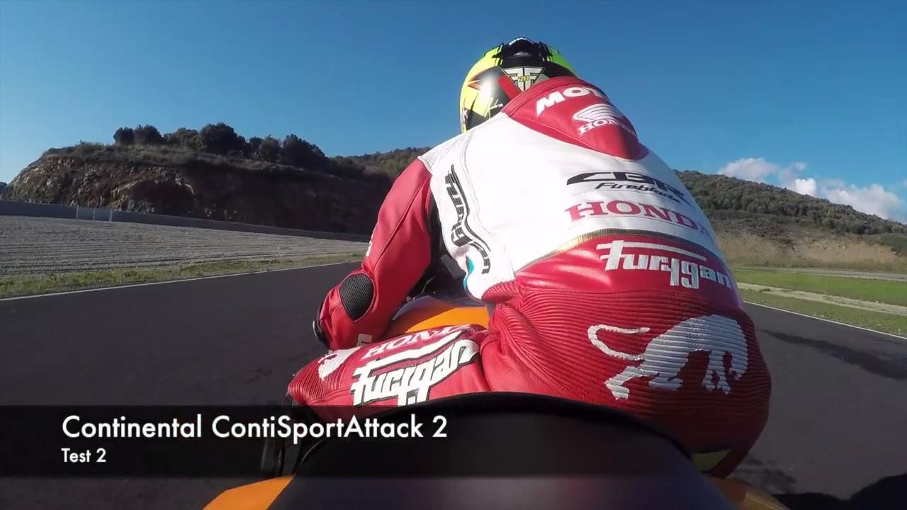 CONTI SPORT ATTACK 3