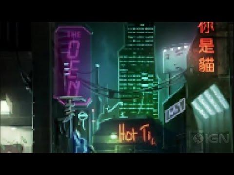 Technobabylon - Teaser Trailer thumbnail