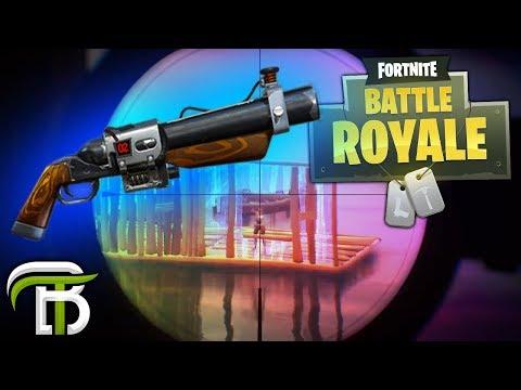 SKY BASE FOR THE VICTORY ROYALE (Fortnite Battle Royale)
