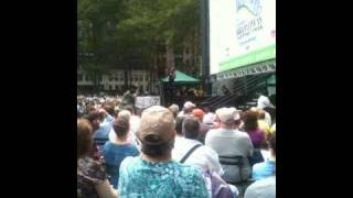 Music Of My Soul (Broadway in Bryant Park)