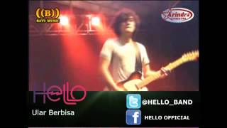 HELLO BAND - Ular Berbisa (live At Jombang) Feat Afan
