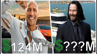 Top 10 HIGHEST Paid Actors Of All Time