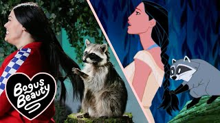 A Raccoon Tried To Braid My Hair Like In Pocahontas - Video Youtube