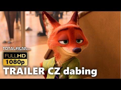 Zootropolis Město zvířat 2016 CZ HD trailer,