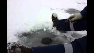 Рыбалка в кемеровской области зимняя