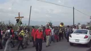 preview picture of video 'recepcion de imagenes san nicolas san mateo atenco'