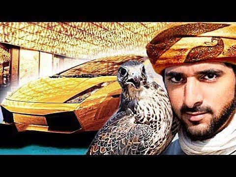 Как Принц Дубая Тратит Свои Миллиарды